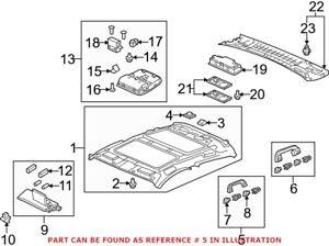 Genuine OEM Interior Grab Bar for Acura 83240SNAA01ZU