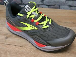 Men's Brooks Cascadia 15 Raven Running Shoe  *110340076