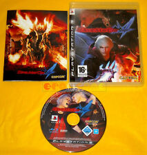 DEVIL MAY CRY 4 Ps3 Versione Inglese gioco in Italiano »»»»» COMPLETO