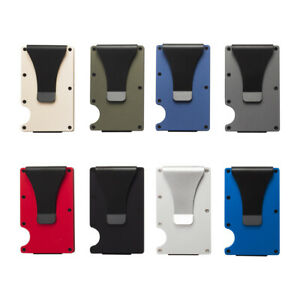 Multifunctional Card Case Card Holder Anti-Theft Anti-Degaussing For Cards Money