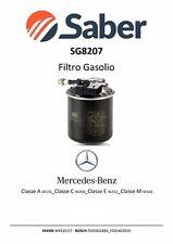FILTRO CARBURANTE MERCEDES TIPO MANN WK820/17 OEM A6510901652 - A6510902852