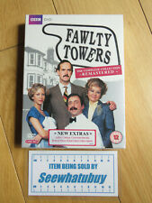 FAWLTY TOWERS COMPLETE COLLECTION REMASTERED DVD BOXSET 3 DISCS New & Sealed