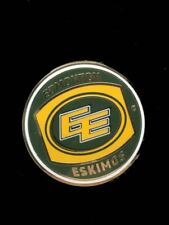 Edmonton Eskimos Tossing Coin