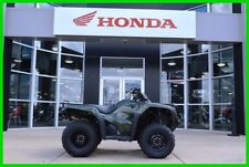 2017 Honda FourTrax Rancher 4X4 New