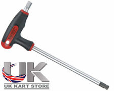 Teng Tools T Handle Hex Driver 3mm Lifetime Warrenty UK KART STORE