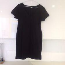 Black Jersey Dress, H&M, Size XLarge