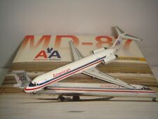 """Dragon Wings 400 American Airlines AA MD-87 """"Reno Air Hybrid colors"""" 1:400"""