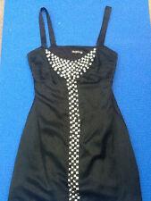 Gorgeous Sz  8 Bluejuice Little Black Party Dress