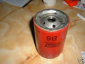 baldwin B6 oil filter wix  51061 chevy gmc truck 63 - 90
