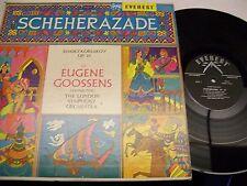 Eugene Goossens-London Symph.Orch.-Rimsky Korsakov Op.35-LP-Everest-SDBR3026-VG+