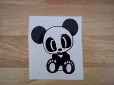 JDM Panda Decal / vinyl sticker for jap cars Jdm Euro Choice of 16 colours