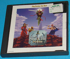 Arc The Lad - Sony Playstation - PS1 PSX - JAP - The Best