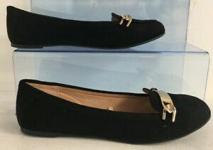 Womens Casual/Workwear, Black Loafer ballet Pumps style, By Avon