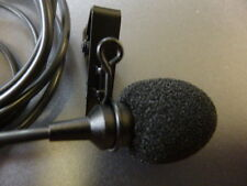 Lavalier Kondensator Mikrofon 3pol. Mini-XLR  passend zu AKG Taschensendern