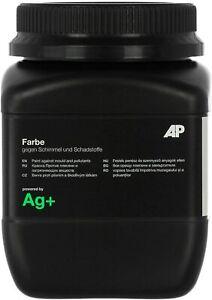 Ag+ Farbe gegen Schimmel & Schadstoffe, chlorfreie Anti-Schimmel-Farbe