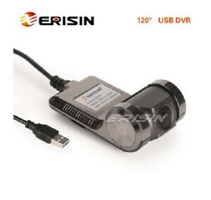 Erisin ES570 Pure 4 Glass Lens Super Starlight Night Vision HD USB Camera
