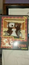 Quiron Gremlins Gizmo plush articulated 8 inch high doll RARE