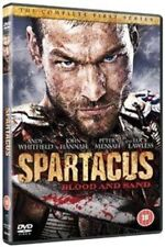 Spartacus Blood and Sand Series Season 1 DVD Region 2