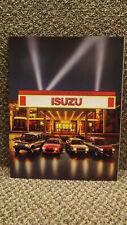1986 Isuzu Trooper,P'up,I-Mark,Impluce Original Dealers Auto Brochure