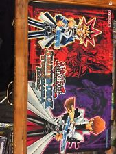 Yugioh! Starter Deck Yugi and Kaiba Reloaded Playmat Exclusive Official
