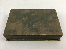 Patricia Silk Dressmakers Pins No. 17 Box *Empty* Antique Advertising Sewing