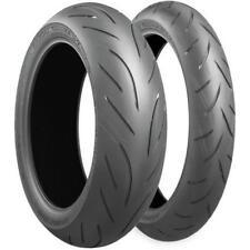 Bridgestone S21 120/70 ZR17 & 180/55 ZR17 Tyre Pair