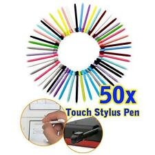 50x Multicolour Stylus Touch Pen For Nintendo Game NDS DS Lite NDSL Plastic