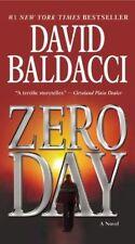 Complete Set Series Lot of 4 John Puller books by David Baldacci Zero Day Escape
