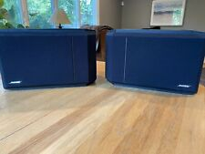 Bose 301 Series IV Bookshelf Direct Reflecting Speakers Matched Pair Left Right