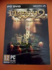 °!°/ jeu PC Majesty 2 the fantasy kingdom sim - stratégie - neuf