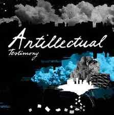 CD ANTILLECTUAL - TESTIMONY Musik Punkrock Niederlande Holland Rise or Rust