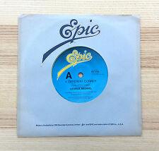 "George Michael – A Different Corner - 7"" 45  Single"