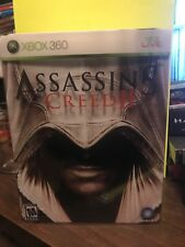 Assassin's Creed II Master Assassin's Edition (Xbox 360, 2009) w/ Figure NO GAME