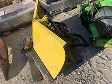 John Deere Tractor V Blade Plow Snowplow Kanlan 1108500 60 Hydraulic