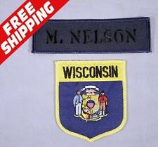 MST3K Mike Nelson Cosplay Jumpsuit Iron-On Patches Mystery Science Theater 3000
