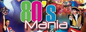 80s Mania tickets Eatons Hill 22/11/19