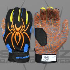 Spiderz HYBRID SOUTH BEACH XXL ADULT BATTING GLOVES, NEW