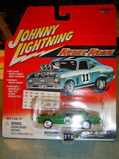 JOHNNY LIGHTNING - REBEL RODS - KING KITTY - 1967 MERCURY COUGAR - 1/64 DIECAST