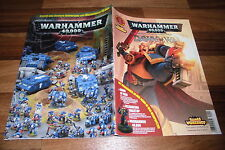 Games Workshop presenta: Dawn of War // con gigantes-póster // Warhammer 40.000