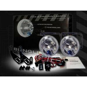2001-2009 Volvo S60 Xenon Driving Lights Fog Lamps Kit