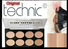 Technic Colour Fix Cream Concealer Palette Dark Circles Under Eye 8 shades