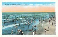 Postcard Jacksonville Beach Florida