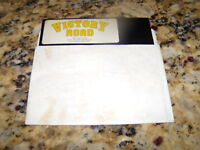 """Victory Road (PC, 1987) 5.25"""" floppy disk"""