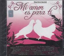 Los Barbaros Los Bukis Los Brios Los Strwk Rigo Tovar Mi Amor Es Para Ti CD New
