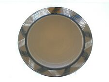 """Vint Stangl Indian Summer White Earth 12"""" Chop Plate Roy Hamilton Tiffany & Co 3"""
