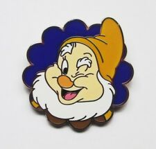Disney Pin Happy from Grins Mystery Collection Chaser Pin Le of 400 Pin 117583