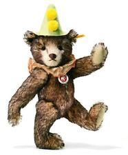 STEIFF Teddy Bear Clown New + Steiff Gift Box Ideal Valentine Very Rare 003424