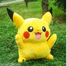 lovely Cute Giant Big Size Pikachu Pokemon Plush Doll -Soft Stuffed Toy 25cm