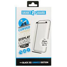 Gadget Guard Black Ice Cornice Tempered Glass Screen Protector iPhone 11 Pro XS