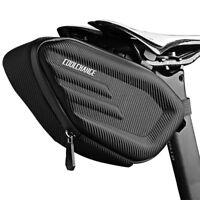Bicycle Saddle Bag Waterproof MTB Bike Rear Bag Reflective Cycling Rear Seat New